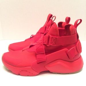 12f9a84d7e2bb Nike Shoes - New Womens Nike Huarache City Speed Red AH6787-600